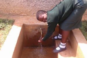 The Water Project: Mulwakhi Secondary School -  Truphena Nyangai