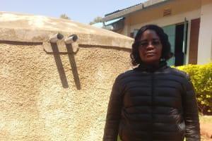 The Water Project: Samson Mmaitsi Secondary School -  School Administrator Hellen Khamasi