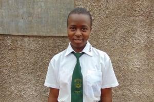 The Water Project: Kwirenyi Secondary School -  Nicorine Shitamu