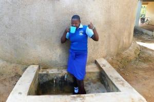 The Water Project: Eshisenye Girls Secondary School -  Student Everline Busolo