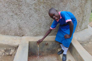 The Water Project: Eshiamboko Primary School -  Eunice Ndeta