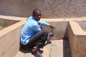 The Water Project: Joyland Special Secondary School -  Solomon Otieno