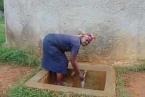 The Water Project: Shikhondi Girls Secondary School -  School Cook Hilda Ayodi