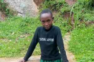 The Water Project: Chandolo Community, Joseph Ingara Spring -  Stacy Vugutsa