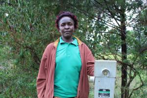 The Water Project: Kitali Community -  Alice Agiza