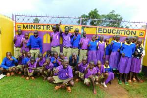 The Water Project: Kapkures Primary School -  Kapkures Primary School Entrance
