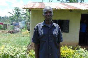 The Water Project: Bukhaywa Community, Shidero Spring -  Andrew Shidero