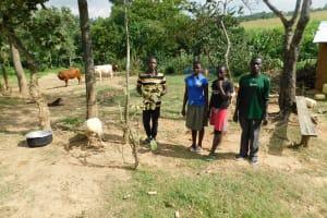 The Water Project: Emurumba Community, Makokha Spring -  Community Members