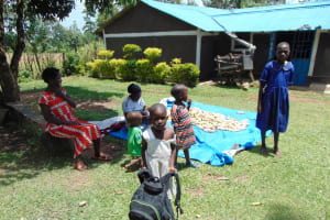 The Water Project: Bukhaywa Community, Ashikhanga Spring -  Community Members