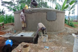 The Water Project: Irovo Orphanage Academy -  Almost Done