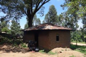 The Water Project: Mwichina Primary School -  School Kitchen
