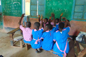 The Water Project: Irovo Orphanage Academy -  Volunteering At Training