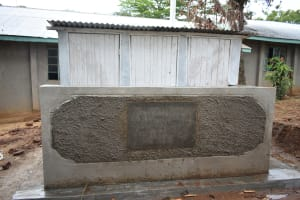 The Water Project: Makunga Primary School -  Complete Vip Latrines