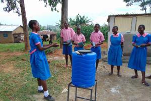 The Water Project: Irovo Orphanage Academy -  Handwashing Training