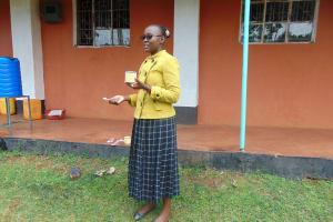 The Water Project: Ikumba Secondary School -  Dental Hygiene Training