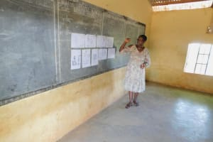 The Water Project: Makunga Primary School -  Trainer Jacky