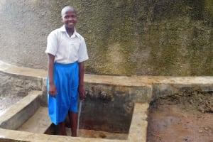 The Water Project: Rabuor Primary School -  Juliet Atieno