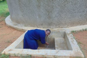 The Water Project: St. Stephen Maraba Secondary School -  Student Phelistus Sakwa