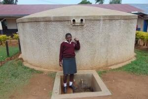 The Water Project: Imusutsu High School -  Smarone Khasandi