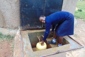 The Water Project: Kamuluguywa Secondary School -  Rebecca Khadioli
