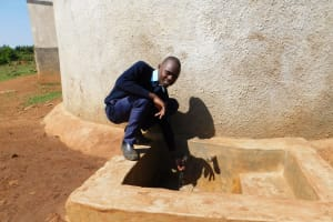 The Water Project: Sipande Secondary School -  Student Isaack Musalia
