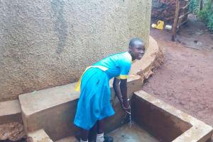 The Water Project: Eshilibo Primary School -  Centrine Naliaka