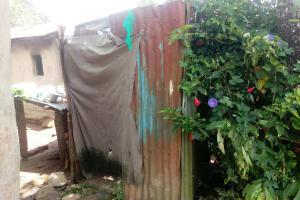 The Water Project: Bukhaywa Community, Ashikhanga Spring -  Bathroom