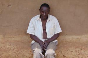 The Water Project: Kimarani Community, Kipsiro Spring -  Mr Paul Sigor
