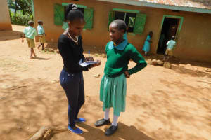 The Water Project: Makunga Primary School -  A Short Interview After Training
