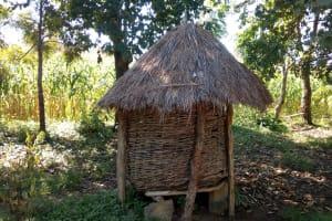 The Water Project: Sambaka Community, Sambaka Spring -  Food Storage