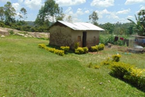 The Water Project: Bukhaywa Community, Shidero Spring -  House