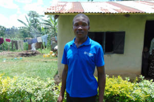 The Water Project: Bukhaywa Community, Shidero Spring -  Peter Arumba