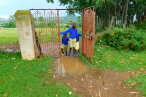 The Water Project: Kapkures Primary School -  Finally Back At School