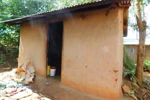 The Water Project: Ewamakhumbi Community, Mukungu Spring -  Kitchen