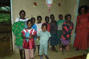 The Water Project: Shamiloli Community, Kwasasala Spring -  Young Participants At Training