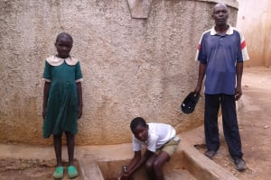 The Water Project: Mulwakhi Primary School -  Students And Staff