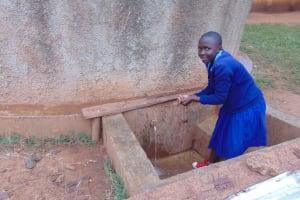 The Water Project: Shina Primary School -  Fidelis Wisamulitsa