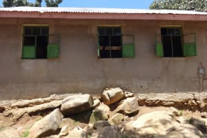 The Water Project: Mwichina Primary School -  Classrooms