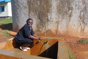 The Water Project: Shitoli Secondary School -  Josephine Chiteyi