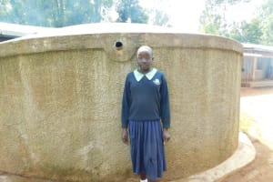 The Water Project: Shitsava Primary School -  Student Linah Olivia