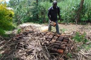 The Water Project: Bukhaywa Community, Shidero Spring -  Bricks For Sale