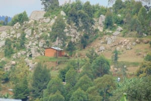 The Water Project: Kimarani Community, Kipsiro Spring -  Comunity Landscape