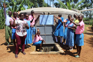 The Water Project: Irovo Orphanage Academy -  Thank You Aqua Party