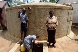 The Water Project: Emmaloba Primary School -  Smiles For Running Water