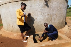 The Water Project: Sipande Secondary School -  Jacklyne And Isaack