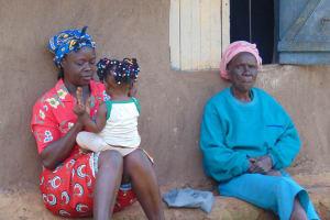 The Water Project: Kimarani Community, Kipsiro Spring -  Community Members