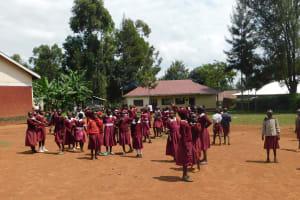 The Water Project: Ebukhuliti Primary School -  School Playground
