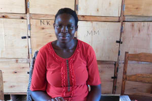 The Water Project: Ebukhuliti Primary School -  Sanitation Teacher Lilian