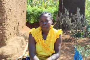 The Water Project: Kalenda A Community, Webo Simali Spring -  Ms Roselyn Mulamba