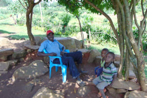 The Water Project: Musiachi Community, Mutuli Spring -  At Home